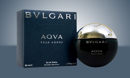 Bvlgari Aqva by Bvlgari Eau de Toilette for Men; 1.7 Fl. Oz.