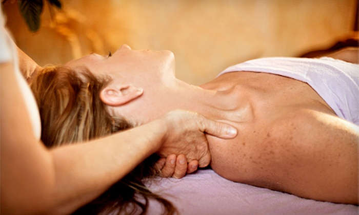 Eden Day Spa - Tribeca: Spa Package with 55-Minute Massage, Two Spa Treatments, and Lunch for One or Two at Eden Day Spa (Up to 68% Off)