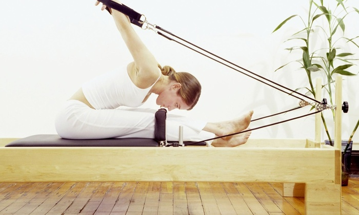 Symmetry In Motion - Las Vegas: Two Pilates Equipment Classes from Symmetry In Motion LV (65% Off)