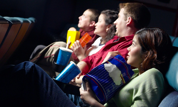 Movie Tavern  - Roswell: $10 for a Movie and a Choice of Appetizer at Movie Tavern ($20.20 Value)