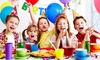 Up to 55% Off Kids' Themed Birthday Party