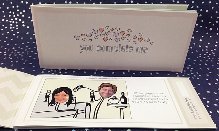 personalized love coupon book groupon goods