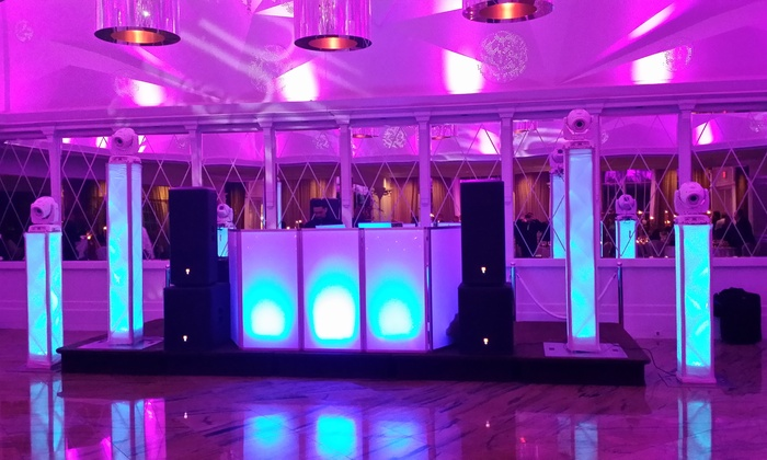 Gemini Productions - Wayne: Four Hours of DJ Services and Lighting from Gemini Productions (50% Off)