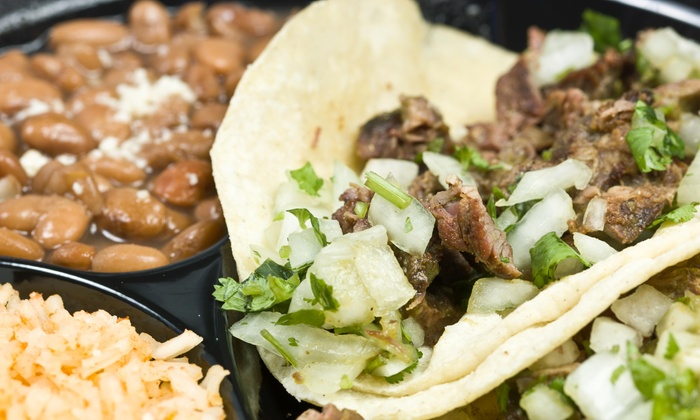 Cinco De Mayo Authentic Mexican Cuisine - Melrose: $5 Off Purchase Of $30 Or More at Cinco De Mayo Authentic Mexican Cuisine