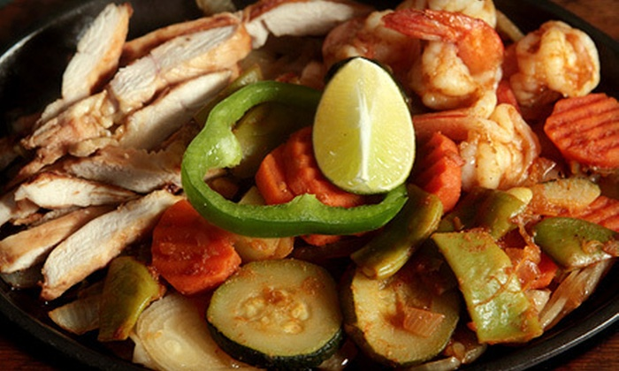 Ortega's Mexican Restaurant - Clinton: Mexican Food for Lunch or Dinner at Ortega's Mexican Restaurant (Half Off)