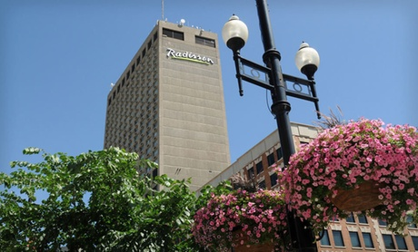 Centrally Located Hotel in Downtown Winnipeg