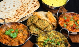 Khana Peena: $12 for $20 Worth of North Indian Dinner Cuisine for Two or More at Khana Peena