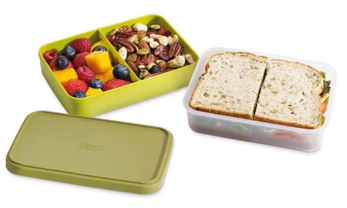 Joseph Joseph Salad and Lunch Divider Box To Go