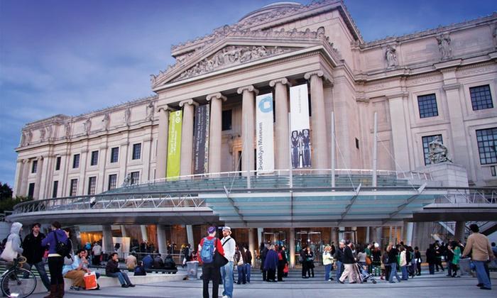 Brooklyn Museum - New York: Individual or Dual Museum Membership to Brooklyn Museum (Up to 46% Off)