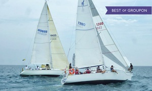 Offshore Adventures: Two-Hour BYOB Sailing Cruise for Two or Six from Offshore Adventures Chicago (Up to 70% Off)