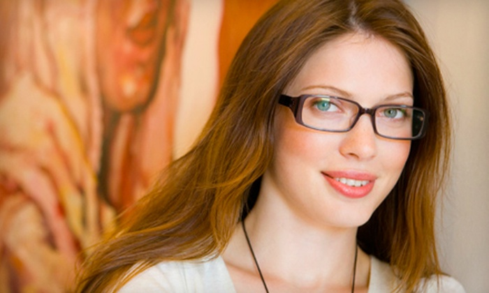 Cohen's Fashion Optical - Multiple Locations: Eye Exam with Glasses or Sunglasses Credit at Cohen's Fashion Optical (Up to 89% Off)