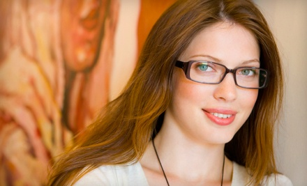 Eye Exam with Glasses or Sunglasses Credit at Cohen's Fashion Optical (Up to 89% Off)