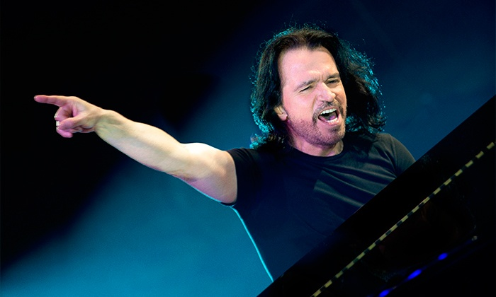 Yanni - Molson Canadian Amphitheatre: Yanni on Friday, July 15, at 8 p.m.