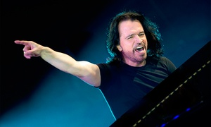 Yanni – North American Tour 2016: Yanni on July 26 at 7:30 p.m.