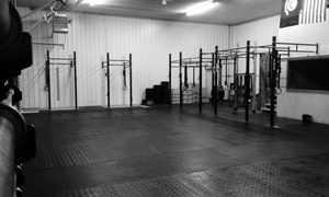 HastKraft Training Center: Four Weeks of Unlimited Strength and Conditioning Classes from HastKraft Training Center (70% Off)