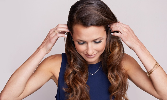 Hair by Kandace Enox - CSU Bakersfield: Haircut with Optional Partial or Full Highlights at Hair by Kandace Enox (Up to 63% Off)