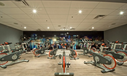 Up to 71% Off Fitness Classes at Revolution Fitness