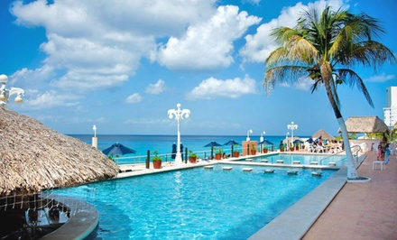 Groupon Deal: 3-, 4-, or 5-Night Stay at Coral Princess Hotel & Resort in Cozumel, Mexico