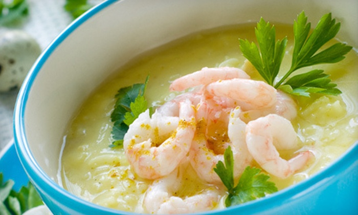Tom Yum - Haworth: $15 for $30 Worth of Thai Fare for Dinner at Tom Yum in Haworth