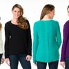 Isaac Mizrahi Women's Felicity Sweater