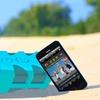 Pyle Splash-Proof Bluetooth Wireless Speaker with Mic