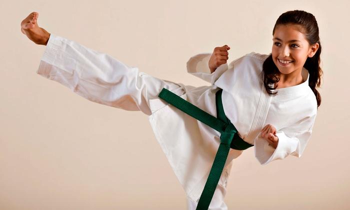 Gracie Barra Jiu Jitsu Augusta - Martinez: One Month of Martial-Arts Classes and a Uniform for Kids or Adults at Gracie Barra Jiu Jitsu Augusta (Up to 47% Off)