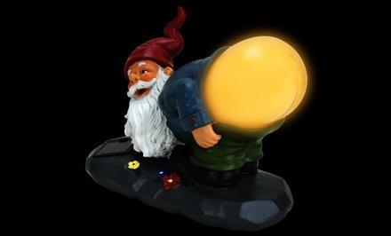 Solar Mooning Gnome
