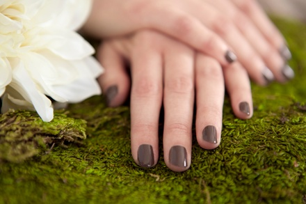 Manicure or Acrylic or Gel Nails from Jesse Bruner Nails at Michael Christopher Salon (Up to 50% Off)