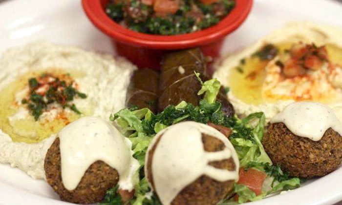 Yara Lebanese Cuisine - Boise: Lebanese Cuisine for Two or Four at Yara Lebanese Cuisine (Half Off)