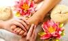 One-Hour Reflexology Plus Massage
