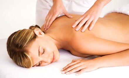 One 60-Minute Massage or Three Groupons, Each Good for One 60-Minute Massage at Select Wellness (Up to 63% Off)