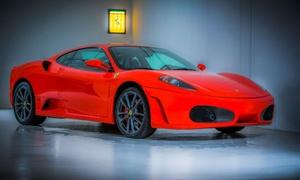 Celebrations Autoverhuur: Zelf 20, 30 of 40 minuten rijden in een Ferrari 360 Modena via Celebrations Autoverhuur