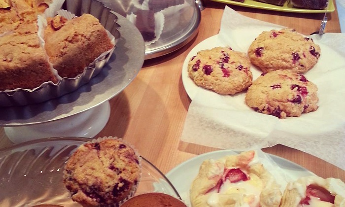 Katie Made Bakery - Portland: $12 for Two Groupons, Each Good for $10 Worth of Café Food at Katie Made Bakery ($20 Total Value)