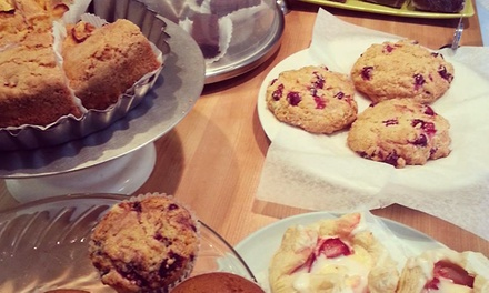 $12 for Two Groupons, Each Good for $10 Worth of Café Food at Katie Made Bakery ($20 Total Value)
