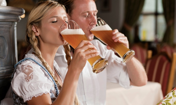 Baehr Challenge Foundation - Phoenix: Two or Four Tickets to Oktoberfest Fundraiser from Baehr Challenge Foundation (Up to 50% Off)