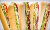 Erbert and Gerbert's Sandwich Shop - North Decatur: $6.99 for Two Signature Sandwiches and Two Bags of Chips at Erbert and Gerbert's Sandwich Shop ($13.96 Value)