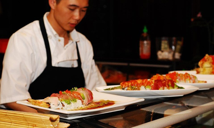 Ultimate Sushi Chef Battle - Northwest Virginia Beach: Admission to Ultimate Sushi Chef Battle for One, Two, or Four (45% Off)