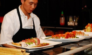 Ultimate Sushi Chef Battle: Admission to Ultimate Sushi Chef Battle for One, Two, or Four (45% Off)