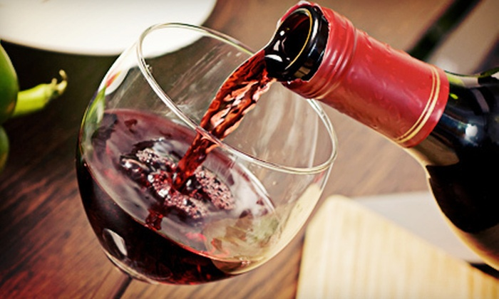 The Wine Club - North San Jose: $15 for a Saturday Wine Tasting for Two at The Wine Club ($30 Value)