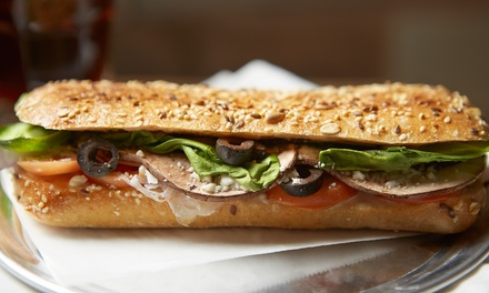 $12 for $20 Worth of Sandwiches at Lee's Hoagie House