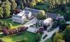 Domaine de Joinville & Spa 3*  - Eu: Baie de Somme : 1 à 3 nuits avec pdj, piscine, parking et dîner en option au Domaine de Joinville & Spa pour 2