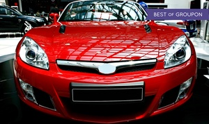 So Fresh & So Clean: Automotive Detail or Car Hand-Wash at So Fresh & So Clean (Up to 54% Off)