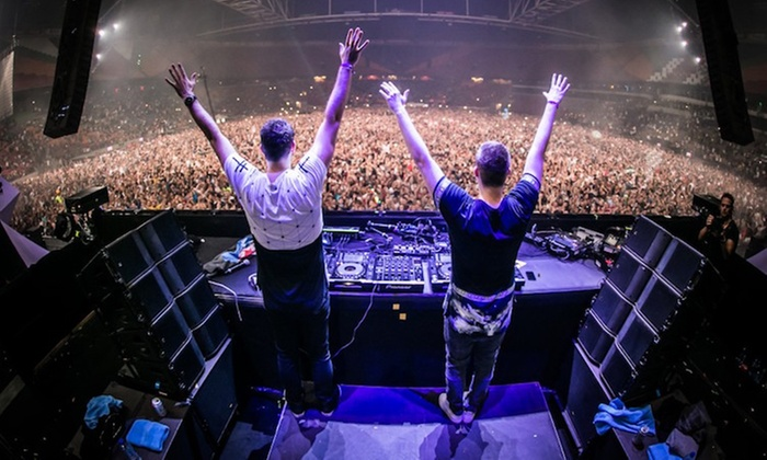 W&W - Park City Live: Dutch EDM DJ Duo W&W on Saturday, December 12, at 9 p.m.