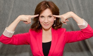 The Great Love Debate: The Great Love Debate with Marilu Henner, November 18 at 7:30 p.m.