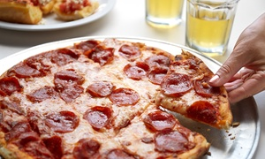 "MAAR's Pizza & More: $19 for Two Groupons, Each Good for a 14"" One-Topping Pizza at MAAR's Pizza & More ($29.98 Value)"