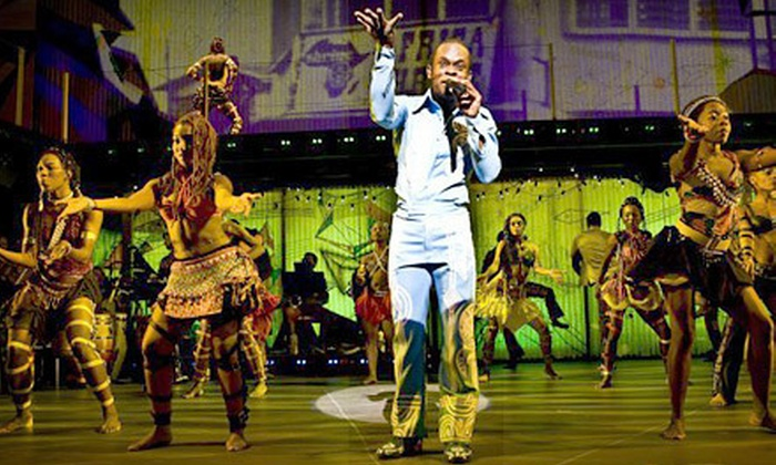 """""""Fela"""" The Broadway Musical - Downtown: $59 for a """"Fela!"""" Musical Outing for Two at Music Hall Center (Up to $123.50 Value). Eight Showtimes Available."""