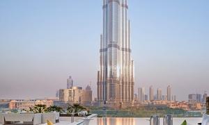 So Spa-Sofitel Dubai Downtown: 60- or 90-Minute Massage of Choice Plus Spa and Gym Access at So Spa-Sofitel Dubai Downtown (Up to 62% Off)