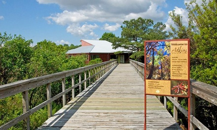 One 1-Year Household Membership or Admission for Four to Adkins Arboretum (Up to 53% Off)