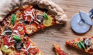 gfJules: $25 for a Gluten-Free Pizza-Making Kit with Recipe E-Book from gfJules ($51.04 Value)