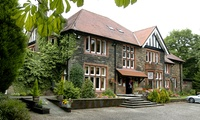 Lancashire: 1 to 3 Nights For Two With Breakfast and Sparkling Afternoon Tea at The Whitehall Hotel